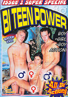 Bi Teen Power Box Cover