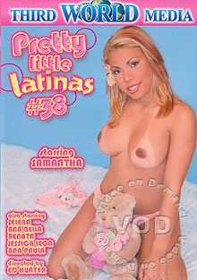 Pretty Little Latinas #38 Box Cover