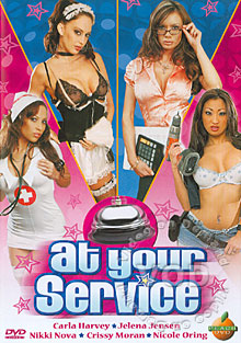 At Your Service Box Cover