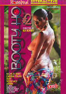 Booty Ho #2 Box Cover
