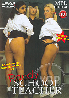 Randy School Teacher Box Cover