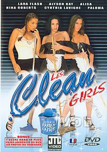 Les Clean Girls Box Cover
