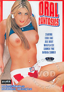 Oral Fantasies Box Cover