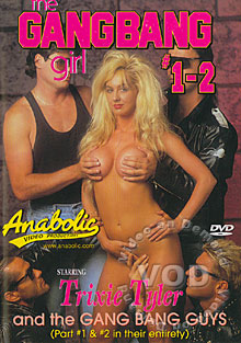 The Gangbang Girl #1-2 Box Cover