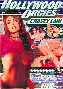 Hollywood Orgies - Chasey Lain Box Cover