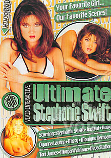 Ultimate Stephanie Swift Box Cover