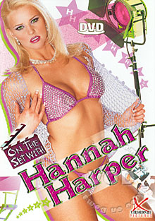 On The Set With Hannah Harper Box Cover