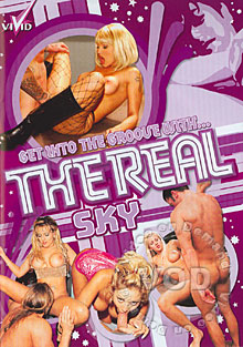The Real Sky Box Cover