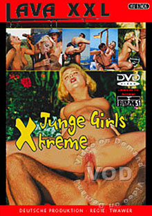 Junge Girls Xtreme Box Cover