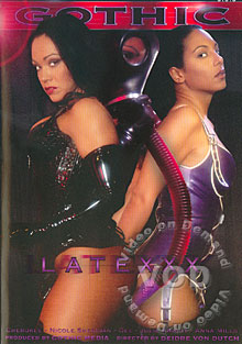 LateXXX Box Cover