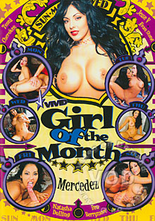 Girl of the Month -  Mercedez Box Cover