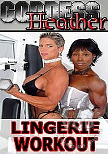 Lingerie Workout Box Cover