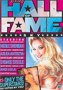 Hall Of Fame - Sky Box Cover