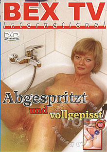 Abgespritzt und vollgepisst (Hosed Down and Pissed On) Box Cover