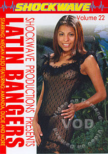 Latin Bangers Volume 22 Box Cover