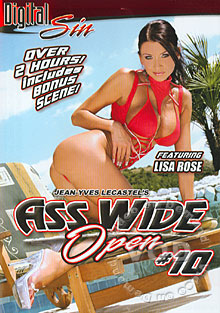 Ass Wide Open #10 Box Cover