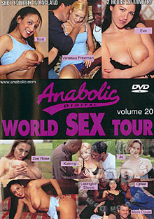 World Sex Tour Volume 20 Box Cover