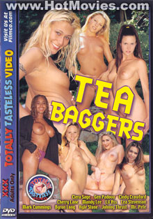 Tea Baggers Box Cover