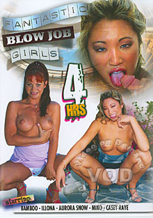 Fantastic Blow Job Girls Box Cover