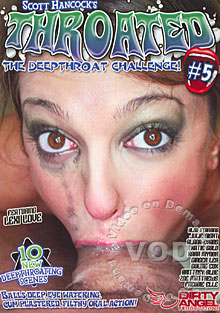 Throated #5 Box Cover