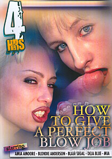 How To Give A Perfect Blow Job Box Cover