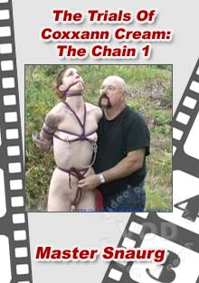 The Trials of Coxxann Cream - The Chain 1 Box Cover