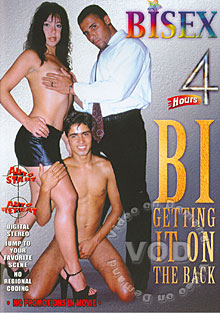 Bi Getting It On the Back Box Cover