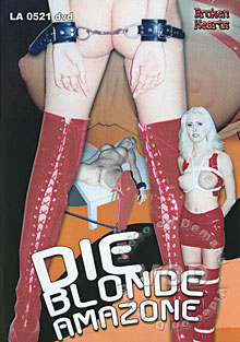 Die Blonde Amazone Box Cover