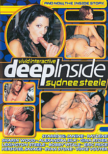 Deep Inside Sydnee Steele Box Cover