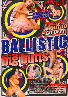Ballistic Big Butts Box Cover