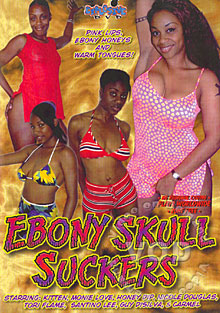 Ebony Skull Suckers Box Cover