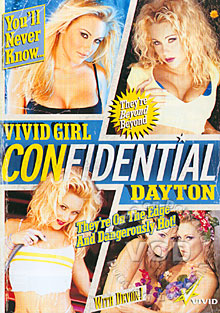 Vivid Girl Confidential Dayton Box Cover