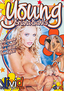 Young Briana Banks Box Cover