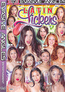 Latin Lickers Box Cover