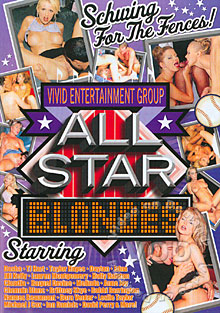 All-Star Blondes Box Cover