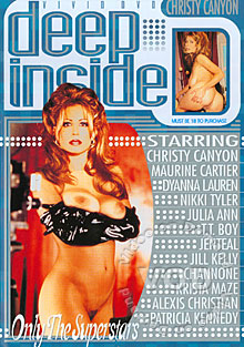 Deep Inside Christy Canyon Box Cover