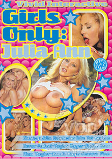 Girls Only: Julia Ann Box Cover