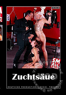 Zuchtsaue Box Cover