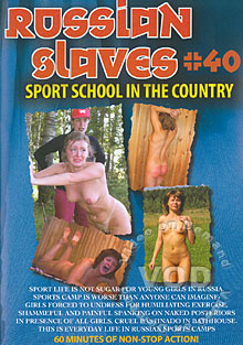 Russian Slaves #40 Box Cover
