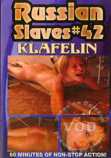 Russian Slaves #42 Klafelin Box Cover
