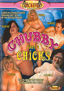 Chubby Chicks Part 2 Box Cover