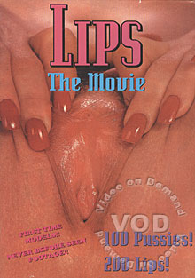 Lips - The Movie Box Cover