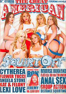 The Great American Squirt Off Box Cover