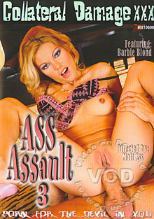 Ass Assault 3 Box Cover