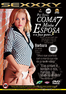 Por Favor, Coma Minha Esposa E A Faco Gozar 7 (Please, Fuck My Wife and Make her Cum 7) Box Cover