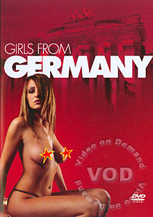 Girls from Germany Box Cover