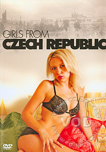Girls From Czech Republic Box Cover