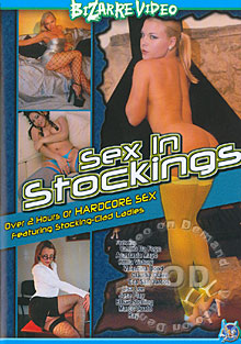 Sex In Stockings Box Cover