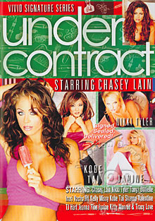 Under Contract Chasey Lain Box Cover