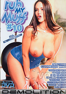 Rub My Muff #10 Box Cover